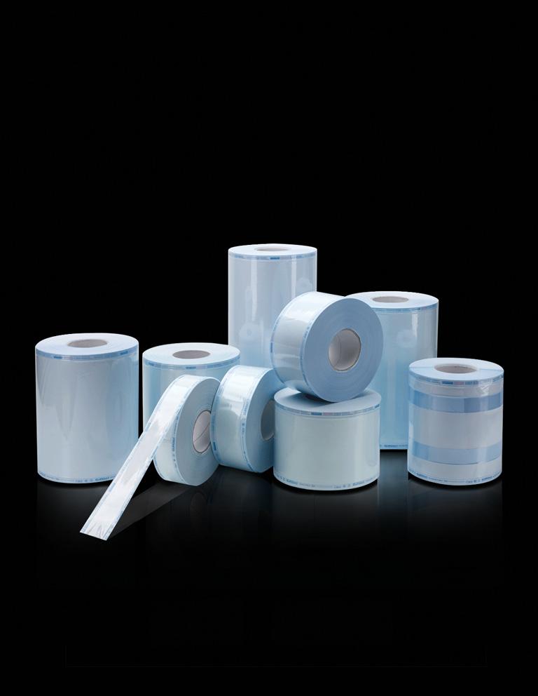 mix sterilization rolls